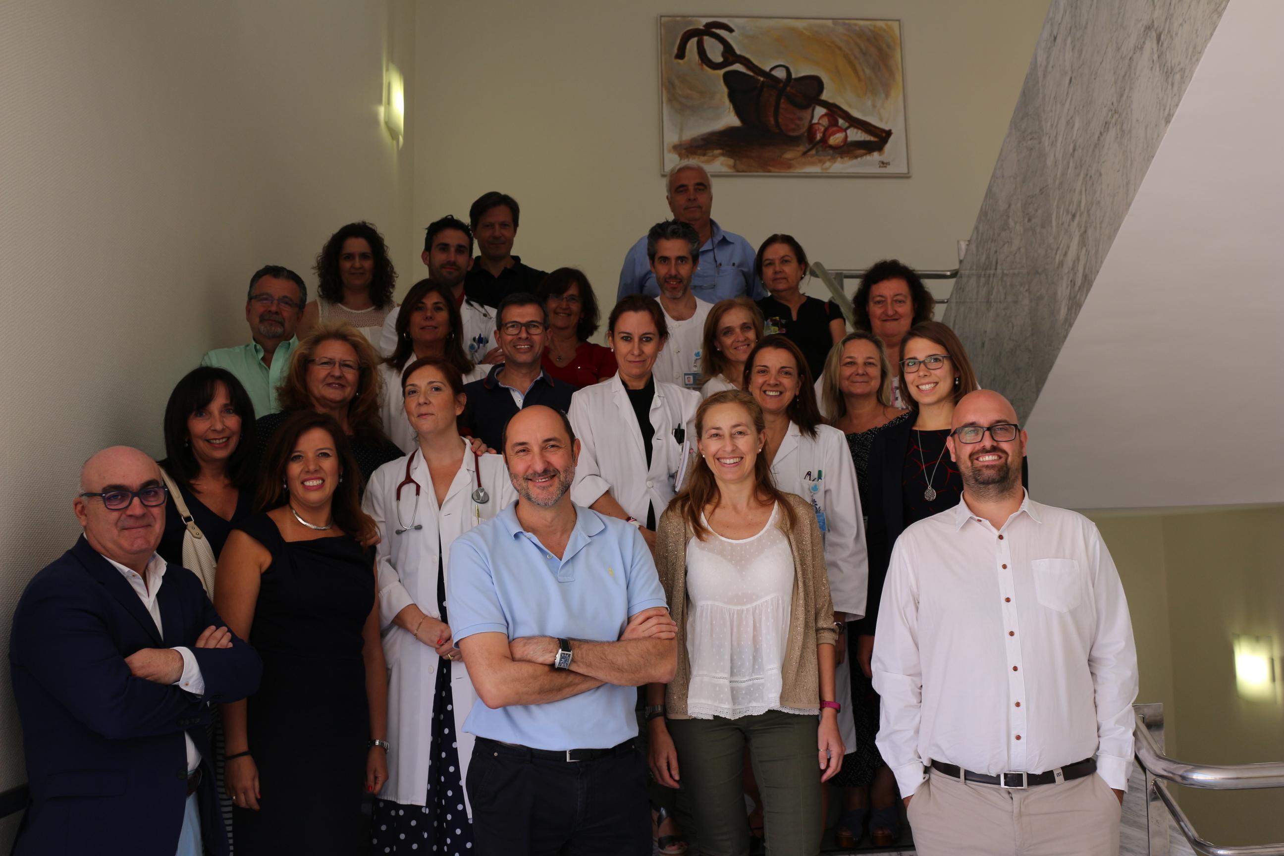 Nuestro Programa Tele-Comparte recibe por parte de la Sociedad Española de Directivos en Salud (SEDISA) un nuevo reconocimiento: