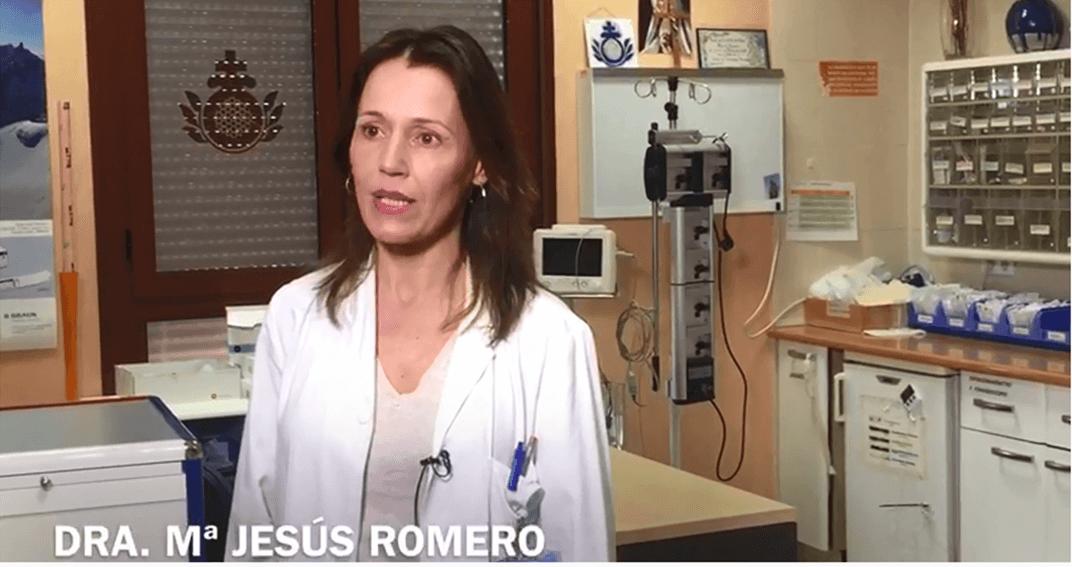 La Dra Mª Jesus Romero Rivero aconseja sobre el uso responsable del medicamento