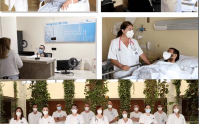 Nueva Guia del Usuario del Servicio de Medicina
