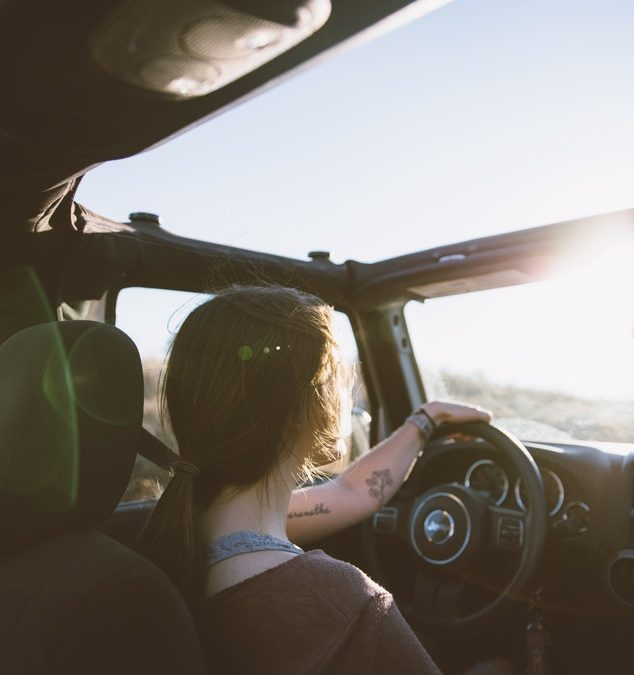 Prevenir accidentes de tráfico II: La posición del conductor
