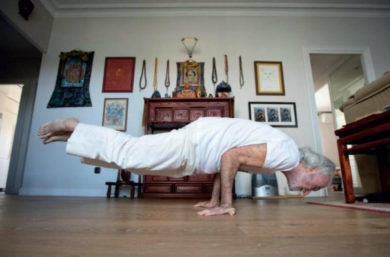 Clases de Yoga online: Ramiro Calle